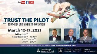 2021 Southern Union Virtual Men's Convention