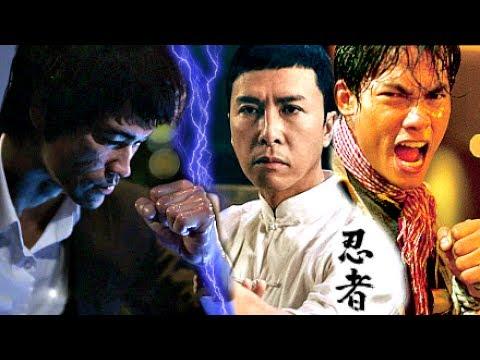 Tony Jaa VS. Donnie Yen! ☯Wing Chun Vs. Muay Thai, IP MAN 4? Ong Bak's The Protector Tribute 2017 HD