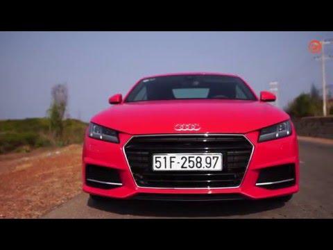 [OS] Audi TT 2016 : Lái thử và cảm nhận !