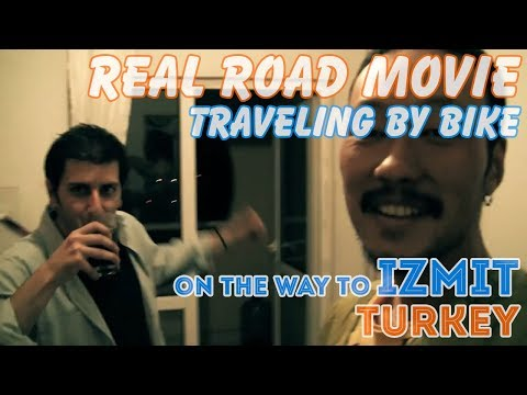 Bicycle Travel [Real Road Movie] Episode 69: on the way to Izmit, Turkey (Eng Sub)
