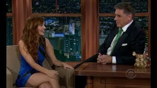 Best Of Craig Ferguson Moments — Flirting With Women Part 5