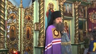Проповедь епископа Максима в канун Благовещения в храме Рождества Пресвятой Богородицы(, 2014-04-07T12:53:58.000Z)