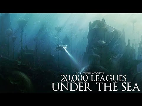 10 Hour Dark Ambient: 20,000 Leagues Under the Sea