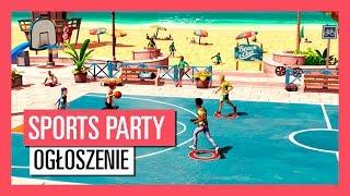 Sports Party - Ogłoszenie