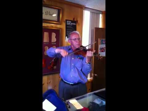 Great-Grandpa's Violin - RESTORED by Peter Prier