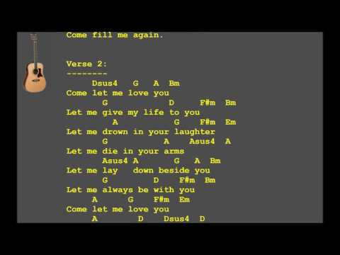 Annie's Song John Denver cover - version 2