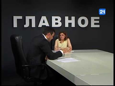 Кирилл Габурич в программе «ГЛАВНОЕ» 13.08.2018