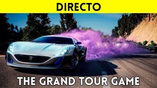 STREAMING español THE GRAND TOUR GAME (PS4, Xbox One) El juego de coches de la serie de AMAZON