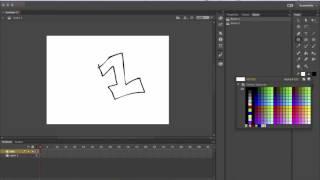 Animate CC how to fade scenes