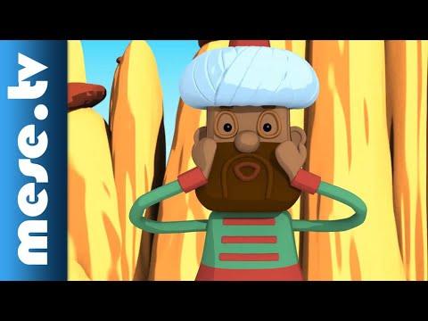 Móricz Zsigmond: A török és a tehenek (animáció) | MESE TV thumbnail