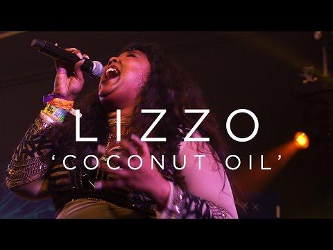 Lizzo: 'Coconut Oil' SXSW 2017