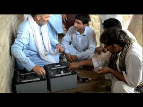 Solar Bombs Afghanistan 2011