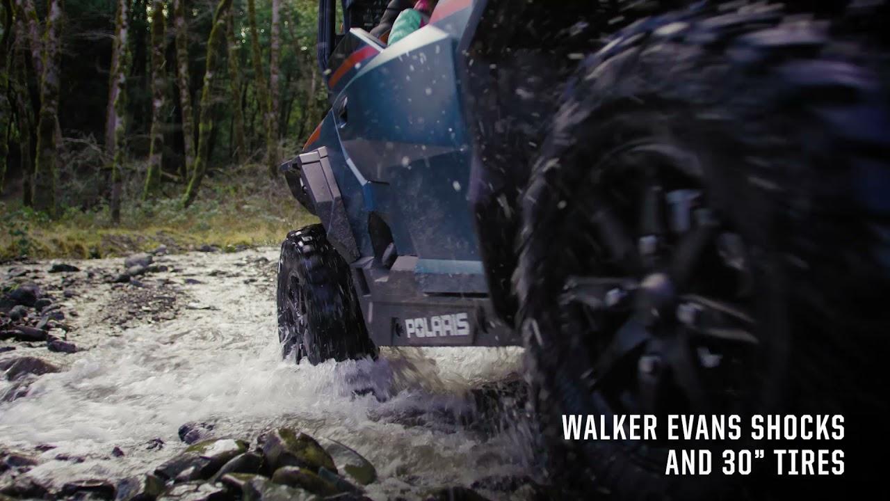 Unlock More of Your Adventure | :30 Polaris General XP Trailhead Edition | Polaris Off Road Vehicles
