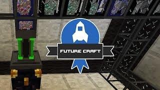 [GEJMR] FutureCraft - ep 111 - Automatická třídička pro Laser Drill