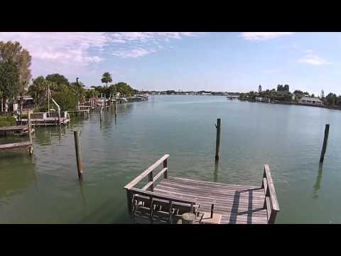 Waterfront Home For sale By Owner Indian Rocks Beach, FL