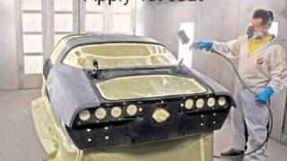 Basic Steps in Painting a Car