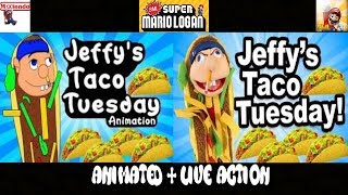 SML Movie: Jeffy ' s Taco Dienstag! Animierte + Live-Action