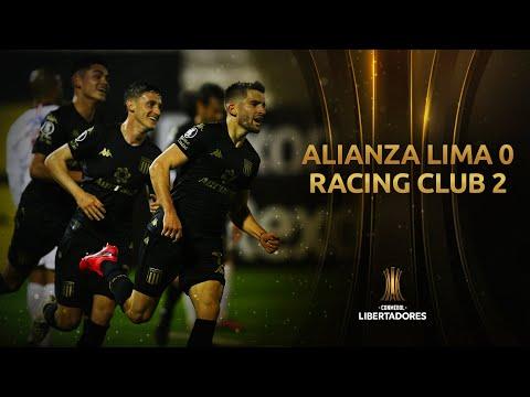 Alianza Lima Racing Club Goals And Highlights