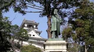 高知城の詳細情報や地図はこちら↓ http://www.healing-japan.tv/spot-12...