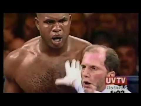 UFC Full Fight : Tommy Morrison vs Donovan Ruddock   Highlights