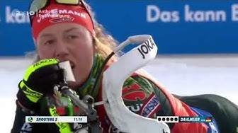 "Biathlon - ""Antholz 2019"" - Verfolgung Damen / Pursuit Women"