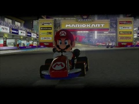 mario kart 8 deluxe 200cc grand prix all cups end credits youtube. Black Bedroom Furniture Sets. Home Design Ideas