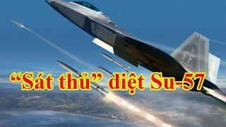 """Mỹ chế tạo thành công """"Sát thủ"""" diệt Su-57 và MiG-35?"""