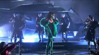 "Rihanna - ""Bitch Better Have My Money"" (live at the iHeartMusicAwards)"