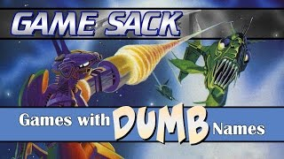 Games with DUMB Names - Game Sack