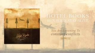 Hotel Books - Constant Conflicts