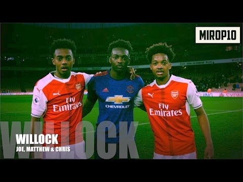 MATTHEW, CHRIS & JOE WILLOCK ✭ THE BROTHERS ✭ Skills & Goals ✭ 2016-2017 ✭
