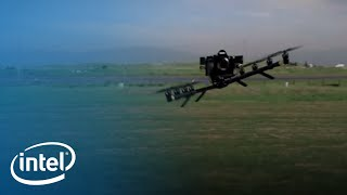 Drones Answer the Call of Duty   Intel