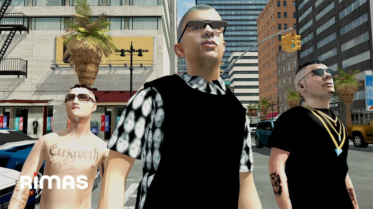 Hablamos Mañana - Bad Bunny x Duki x Pablo Chill-E ( Video oficial )