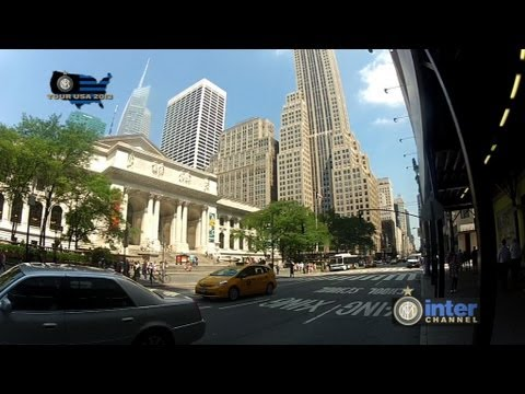 TOUR AMERICA 2013 - IMMAGINI NEW YORK CITY