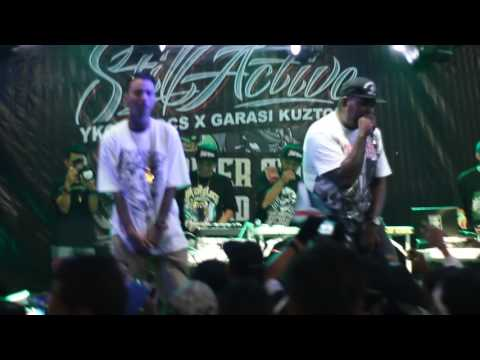 BlocCalito 782-Kaliurang Love LIVE Stille Active lowriders Show 2017