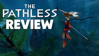 The Pathless Review - An Epic Adventure (Video Game Video Review)
