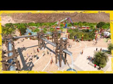 Wet N Wild Park Las Vegas Opens Summer of 2013