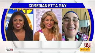 Comedian Etta May on \