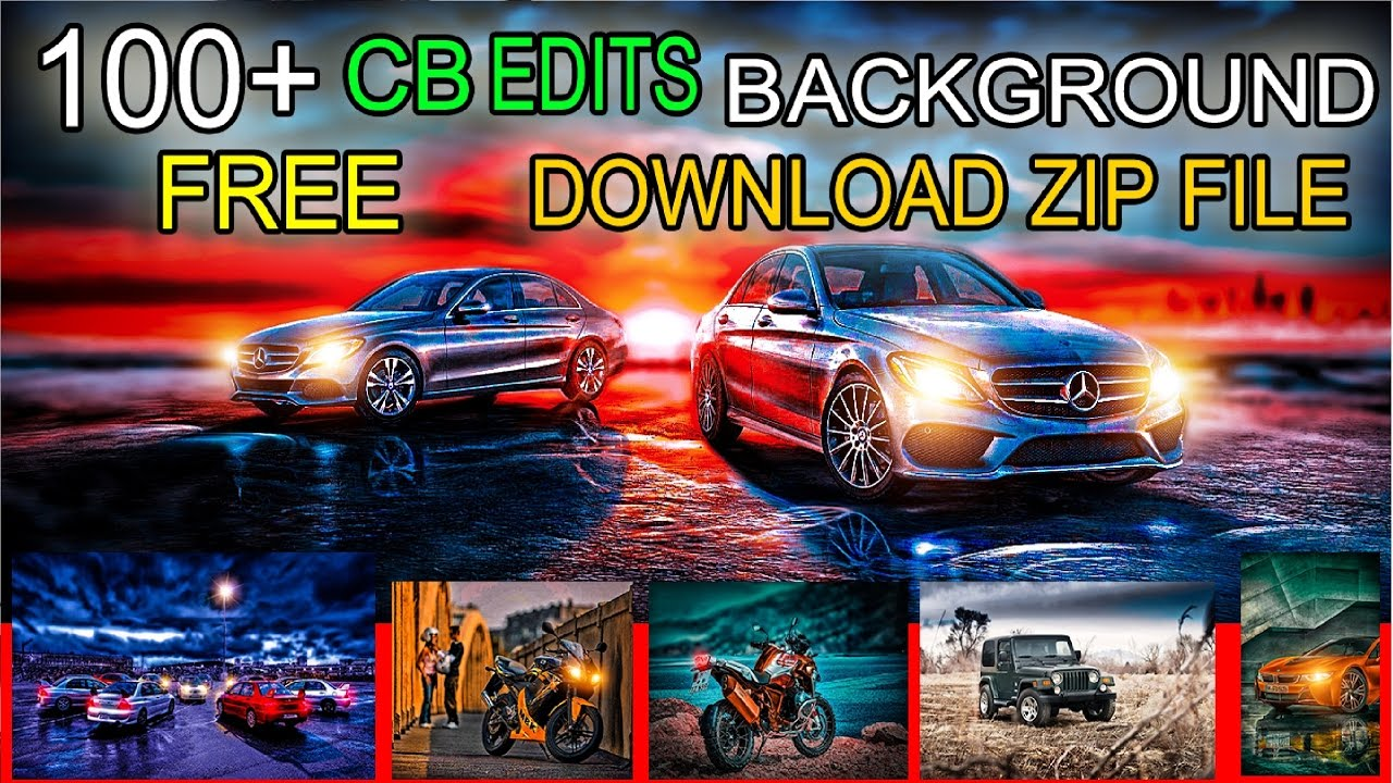 Cb edits background zip file download | CB Editing New CB