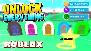 Unlocking EVERYTHING In ROBLOX COOKIE SIMULATOR!! (Within 1 hour) [w/ DefildPlays]