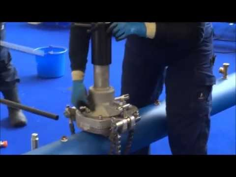 Aquatech 2015 - World Championship Pipe Fitting Competition
