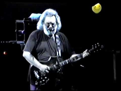 """Grateful Dead """"Althea"""" 9/24/91 Boston Garden Boston, MA"""