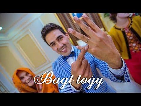 Yagshy Goshunowyn Toyundan Pursat  S Beater We Myrat Molla  Gutlag Aydymy Turkmen Toy