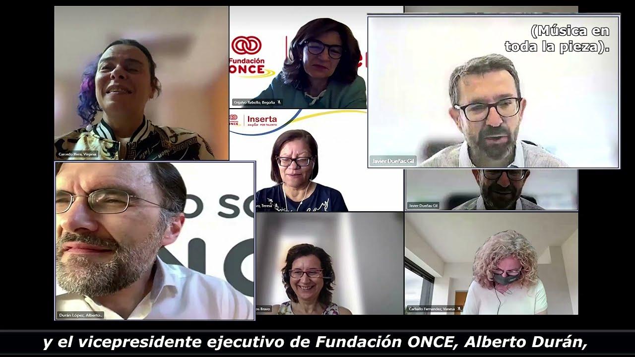 Ver en Youtube el vídeo 'Campofrío y Fundación ONCE renuevan la firma de su Convenio Inserta'. Abre en nueva ventana