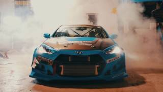Let you roll in a Hyundai 4K  Wide body Genesis coupe film by Dawittgold