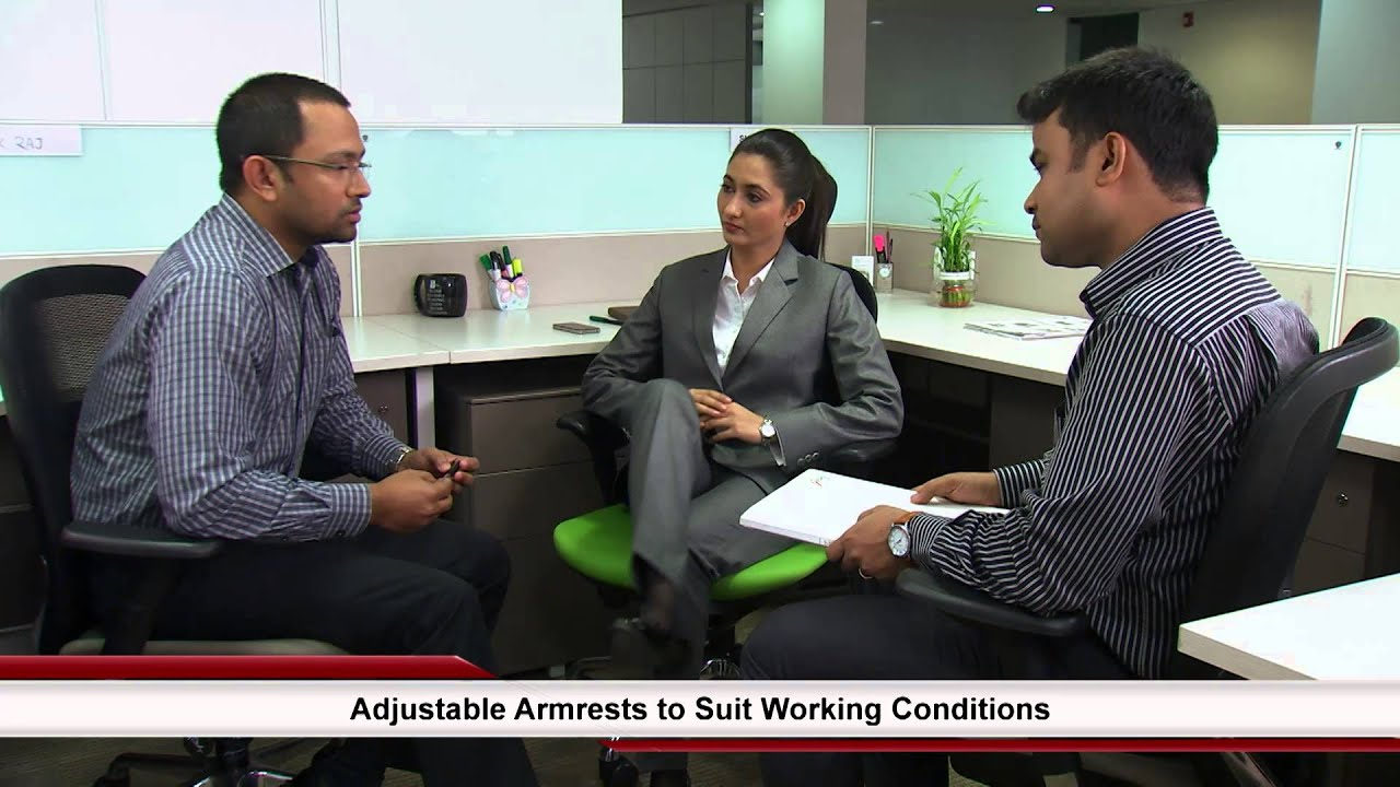 ergonomic chair godrej price unusual chairs and sofas ace the by interio youtube
