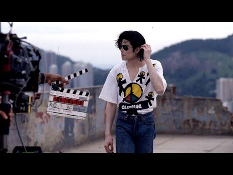 Michael Jackson No Brasil 1996 (Gravação Do Clipe They Don't Care About)