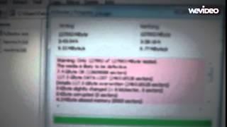 Fake 128gb MicroSD card testing & results