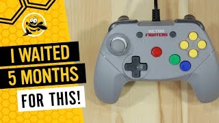 Brawler 64 Controller by Retro Fighters: Was it Worth the Wait?