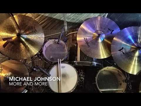 Israel New Breed - More And More - Drum Cover HD